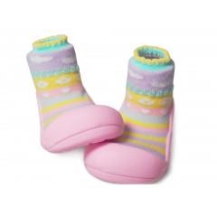 Kinderschoenen.Attibebe.Roze.04